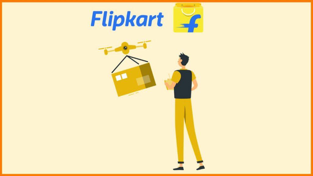 Flipkart drone delivery