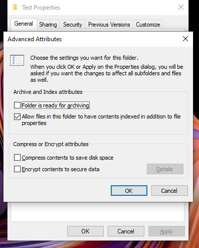 Windows Encryption